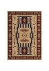 Shaw Living Inspired Design Isabella (Brown) Rectangle 2'6