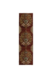 Shaw Living Arabesque Juliard (Cocoa) Rectangle 12'0