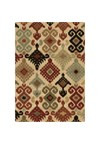 Shaw Living Antiquities Kasbah (Claret) Rectangle 5'2