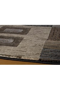 Shaw Living Antiquities Savonnerie (Ebony) Runner 2'7