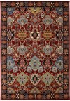 Shaw Living Antiquities Tabriz Trellis (Navy) Runner 2'7