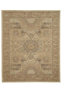 Shaw Living Antiquities Wilmington (Mocha) Rectangle 12'0