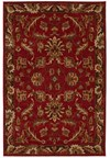 Nourison Collection Library Alexandria (AL04-GLD) Rectangle 3'6