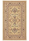 Nourison Collection Library Aspects (AP09-BRN) Rectangle 5'6