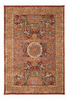 Nourison Collection Library Chambord (CM02-BUR) Rectangle 1'9