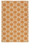Nourison Collection Library Country Heritage (H312-YEL) Runner 2'3