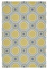Nourison Nourtex India House (IH18-GRE) Rectangle 2'6