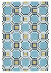 Nourison Nourtex India House (IH19-GLD) Rectangle 2'6