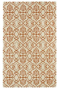 Nourison Nourtex India House (IH66-OLI) Rectangle 8'0