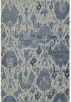 Nourison Collection Library Living Treasures (LI04-IBK) Runner 2'6