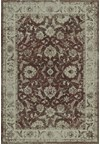 Nourison Collection Library Living Treasures (LI05-BLK) Runner 2'6