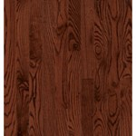 "Bruce Hardwood Flooring by Armstrong Manchester Strip:  Cherry 3/4"" x 2 1/4"" Solid Red Oak Hardwood C218  <font color=#e4382e> Clearance Sale! Lowest Price! </font>"