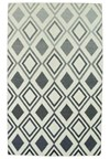 Nourison Signature Collection Nourison Reflections (RF04-AQU) Rectangle 5'6