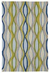Nourison Signature Collection Tahoe (TA10-GRE) Rectangle 8'6