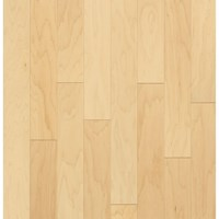 "Bruce Turlington American Exotics Maple: Natural 3/8"" x 3"" Engineered Maple Hardwood E4300Z"