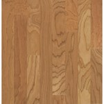 "Bruce Turlington Lock&Fold Cherry: Natural 3/8"" x 5"" Engineered Cherry Hardwood ECH20LG"