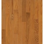 "Bruce Dundee Strip Oak: Butterrum 3/4"" x 2 1/4"" Solid Oak Hardwood CB259"