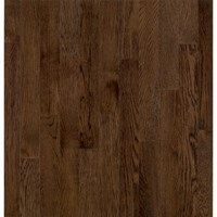 "Bruce Dundee Plank Red Oak: Mocha 3/4"" x 5"" Solid Red Oak Hardwood CB5277Y"