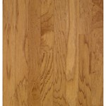"Bruce American Treasures Hickory: Smokey Topaz 3/4"" x 5"" Solid Hickory Hardwood C5778"