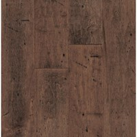 "Bruce American Originals Maple Rustic Maple: Liberty Brown 3/8"" x 3"" Engineered Maple Hardwood ER7362Z"