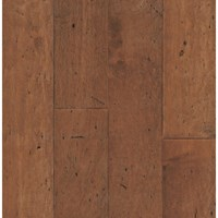 "Bruce American Originals Maple Rustic Maple: Ponderosa 3/8"" x 3"" Engineered Maple Hardwood ER7363Z"