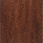 "Bruce Turlington Plank Oak: Cherry 3/8"" x 5"" Engineered Oak Hardwood E558"