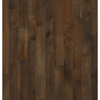 "Bruce Kennedale Prestige Plank Maple: Cappuccino 3/4"" x 3 1/4"" Solid Maple Hardwood CM3745"
