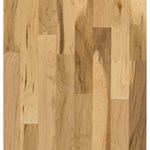 "Bruce Kennedale Prestige Plank Maple: Country Natural 3/4"" x 3 1/4"" Solid Maple Hardwood CM3710"