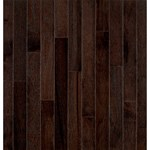 "Bruce American Treasures Hickory: Frontier Shadow 3/4"" x 2 1/4"" Solid Hickory Hardwood C0689"