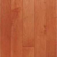 "Bruce Kennedale Strip Maple: Cinnamon 3/4"" x 2 1/4"" Solid Maple Hardwood CM733"