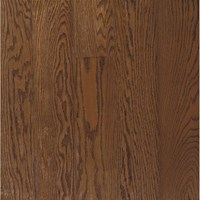 "Bruce Fulton Strip Oak: Saddle 3/4"" x 2 1/4"" Solid Oak Hardwood CB1327"