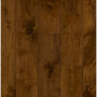 "Armstrong Century Estate Plank Walnut: Amber Tuscan Tree 5/8"" x 6"" Engineered Walnut Hardwood EPH6406"