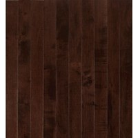 "Armstrong Sugar Creek Solid Plank Maple: Cocoa Brown 3/4"" x 3 1/4"" Solid Maple Hardwood SCM131COLGY"