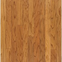 "Armstrong Beckford Plank: Canyon 3/8"" x 3"" Engineered Oak Hardwood BP421CALGY"