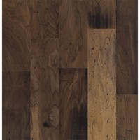 "Armstrong Blackwater Classics Walnut: Antique Natural 3/8"" x 5"" Engineered Walnut Hardwood BCW411ANLGY"