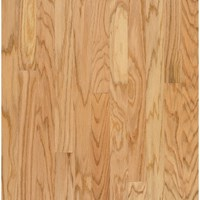 "Armstrong Beckford Plank: Natural 3/8"" x 5"" Engineered Oak Hardwood BP441NALGY"