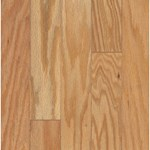 "Robbins Fifth Avenue Plank Red Oak: Chablis 1/2"" x 3"" Engineered Red Oak Hardwood 0467C"