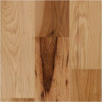 "Shaw Hardwood: Hickory Natural 3/4"" x 3 1/4"" Solid Hardwood SW234 106 <br> <font color=#e4382e> Clearance Pricing! <br>Only 54 SF Remaining! </font>"