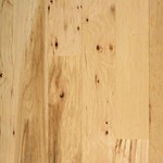 "Columbia Hand Sculpted Amelia: White River Hickory 1/2"" x 5"" Engineered Hardwood AMH510F"