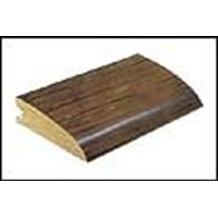 "Mannington Atlantis Prestige: Reducer Tigerwood Natural - 84"" Long"