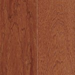 "Mannington Blue Ridge Hickory: Cherry Spice 1/2"" x 5"" Engineered Hardwood BR05CSL1"