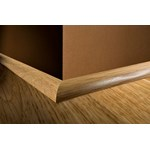 "Kahrs Original American Naturals Collection: Quarter Round Jatoba Brasilia - 96"" Long"