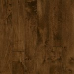 "Armstrong Highgrove Manor: Chocolate Frost 3/4"" x 5"" Solid Hardwood SPW5505"