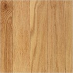 "Armstrong Beaumont Plank Oak: Clear 3/8"" x 3"" Engineered Oak Hardwood 42223LGZ"