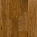 "Armstrong American Scrape: Clover Honey 3/4"" x 5"" Solid Hickory Hardwood SAS510"