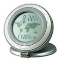 Howard Miller 645-600 World Travel Alarm Clock