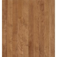"Armstrong Sugar Creek Solid Strip: Toasted Almond 3/4"" x 2 1/4"" Solid Maple Hardwood SCM631TALGY <br> <font color=#e4382e>Clearance Pricing! <br> Only 1,200 SF Remaining! </font>"