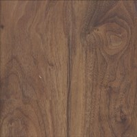 "Mohawk Simplesse Collection: T-mold Heathered Walnut Luxury Vinyl Plank - 94"" Long"
