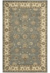 Capel Rugs Creative Concepts Cane Wicker - Canvas Wheat (167) Octagon 6' x 6' Area Rug