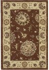 Capel Rugs Creative Concepts Cane Wicker - Canvas Black (314) Octagon 8' x 8' Area Rug